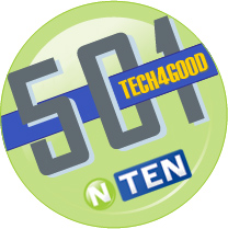 501 Tech club Tech4Good_logo_208x209px