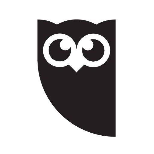 Hootsuite logo NEW Black