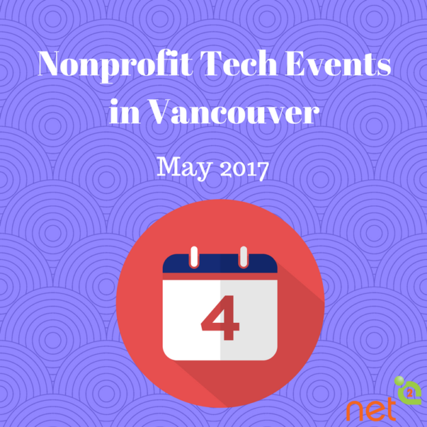 Calendar of #Tech4Good events in May 2017