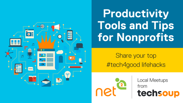 Constellation of tools for nonprofits