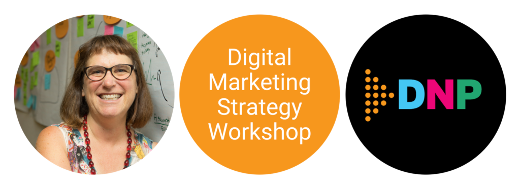 WORKSHOP with Beth Kanter – Nonprofit Digital Marketing Strategy: The Secret Sauce